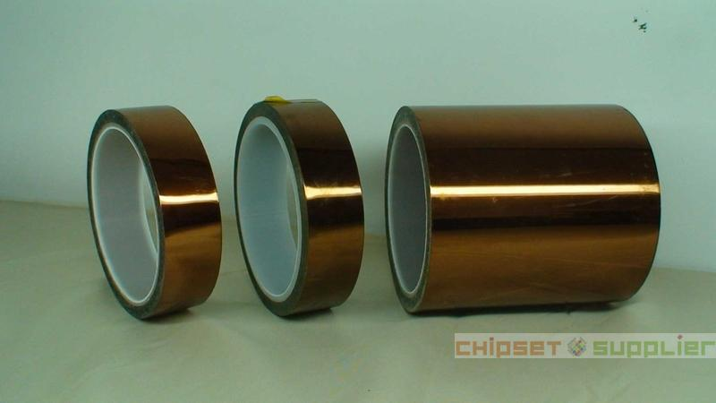 51mmx33Mx0.08mm Polyimide Adhesive Kapton Tape