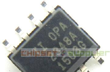 OPA2348AIDR SOP8 Operational Amplifiers 1MHz