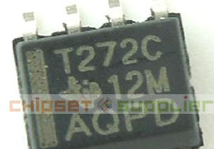 TLV272CDR SOP 3MHz Rail-to-Rail Output Operational Amplifier