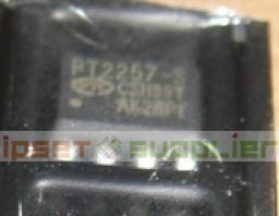 10PCS NEW PT2257-S PT2257 Electronic Volume Controller IC SOP8