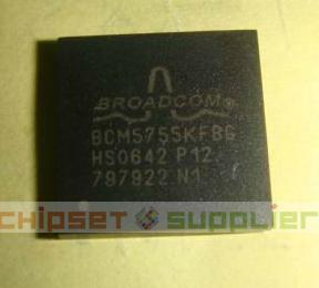 BROADCOM BCM5755KFBG BGA IC Chip