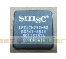 SMSC LPC47N252-SG BGA IC chip