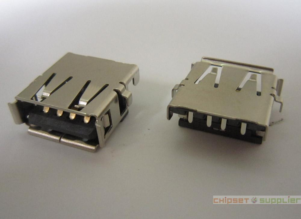 14mm USB Female Connector fit for HP CQ57-300 2000-300 Series, U2034042E