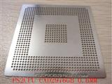 BGA Reballing Stencil, Template for PlayStation 2 PS2CPU CXD2976GB, Heat Directly, Ball 0.6mm