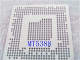BGA Reballing Stencil, Template for MT5388, Heat Directly, Ball 0.6mm