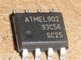 10pcs Atmel AT93C56-10SC-2.5 SOP8 2KB EEPROM 3-Wire