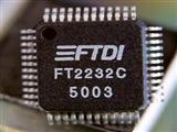 100pcs Original New FTDI FT2232C Chip